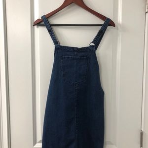 brand new jean overall✨
